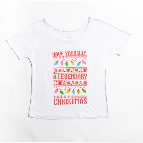 Yuletide Dolman T-Shirt (Womens)