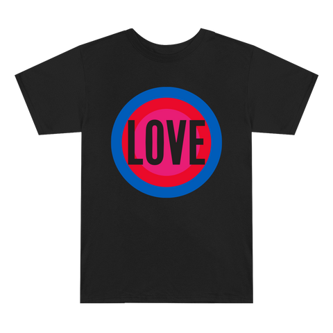 Love T-Shirt (Black)