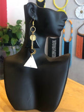 Abstract Triangle Diamond (3) Earrings