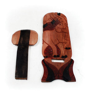 Baoulé Chair - Elephant