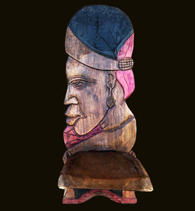 Baoulé Chair - Comb