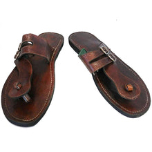 Ngaye Sandals: Dakar Brown (Unisex)