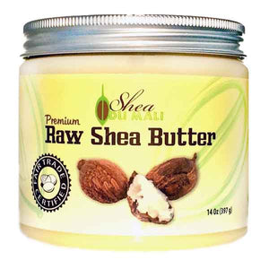 Premium Raw Shea Butter (14oz)