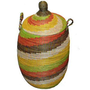Hamper/Storage Basket - Autumn