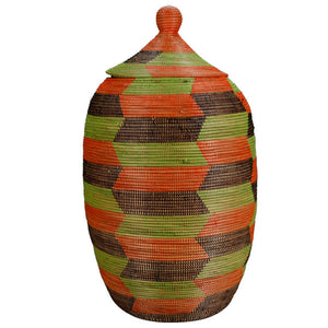 Hamper/Storage Basket - Earthy
