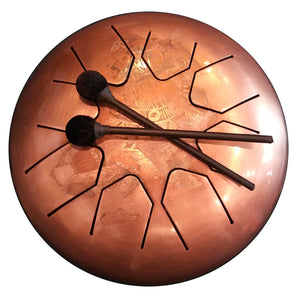 Sonido Tongue Drum-Copper