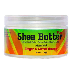 Body Balm - Ginger & Sweet Orange