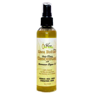Shea du Mali-Hair Elixir (Peppermint & Lemon)