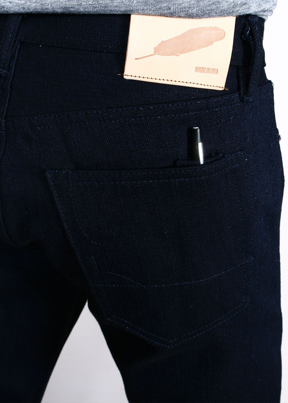 Standard Issue 14.5oz Unsanforized
