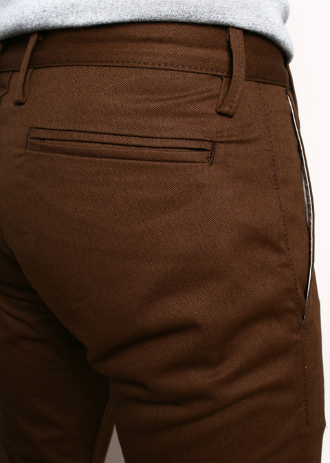 Rogue Territory Officer Trousers Nutmeg