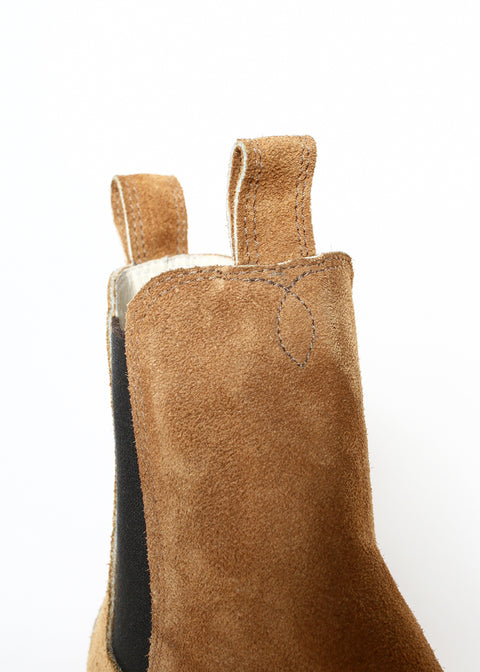Rogue Territory Chelsea Boots Tan