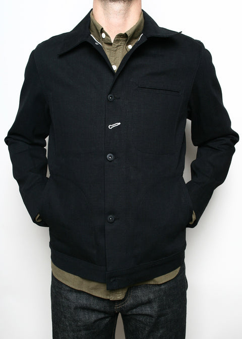 Rogue Territory Stealth Black Supply Jacket