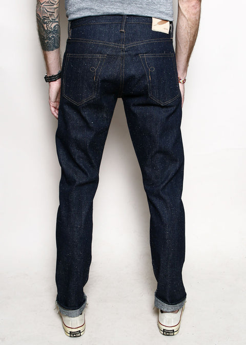 Strong Taper // 14oz Neppy Indigo