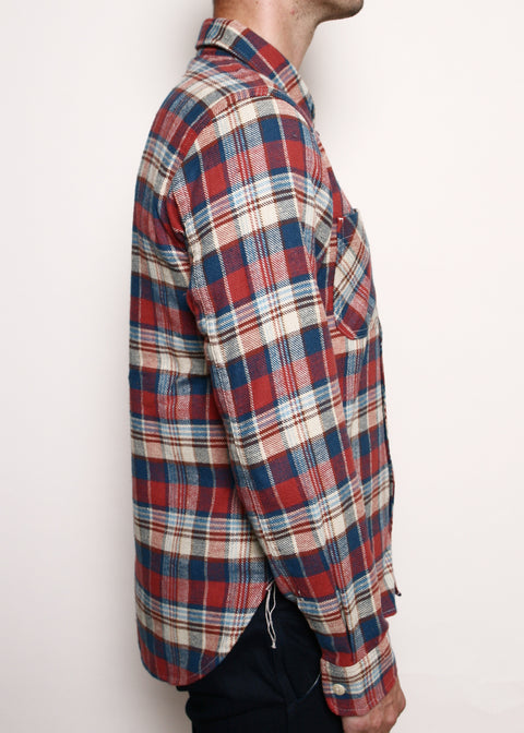 BM Work Shirt // Classic Plaid