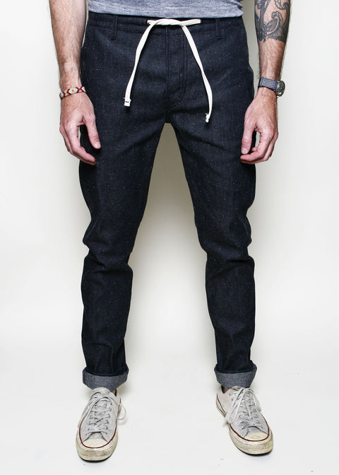 Boarder Pants // Neppy Black