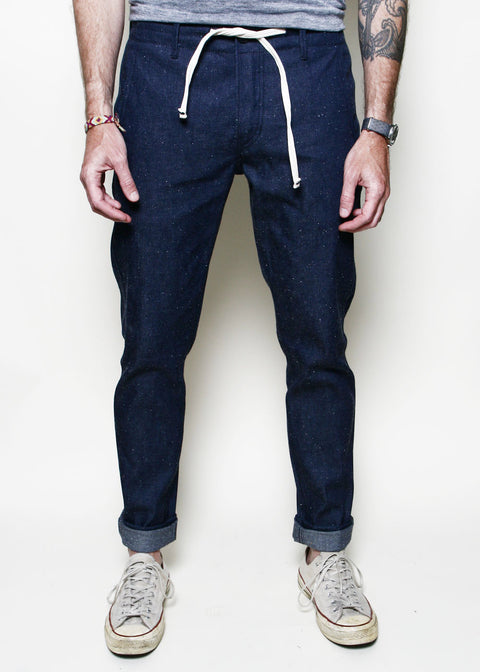 Boarder Pants // Neppy Indigo