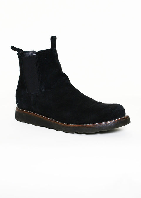 Chelsea Boots // Stealth Suede