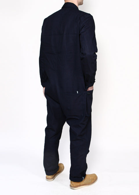 Coveralls // Indigo Selvedge Canvas