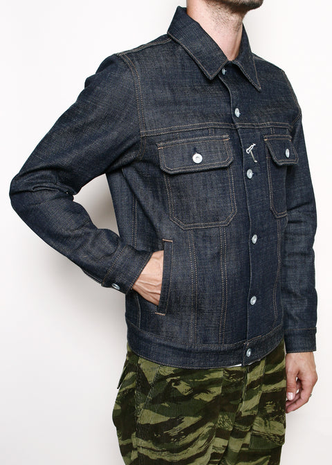 Cruiser Jacket // Cryptic Indigo