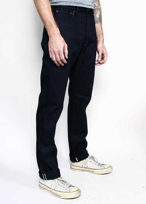 Standard Issue 16.75oz // Double Indigo Slub