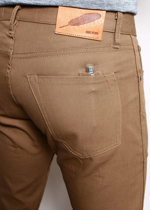 Double Knee Stanton // 10oz Camel