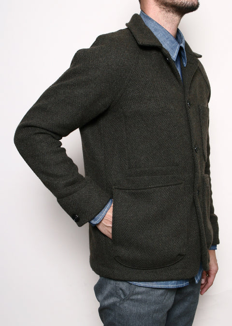 Explorer Blazer // Blended Wool