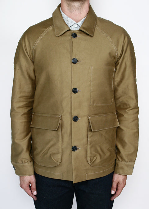 Explorer Jacket // Khaki Jungle Cloth