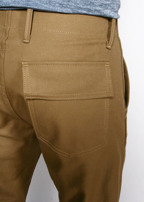 Field Pants // Tan Twill 12oz