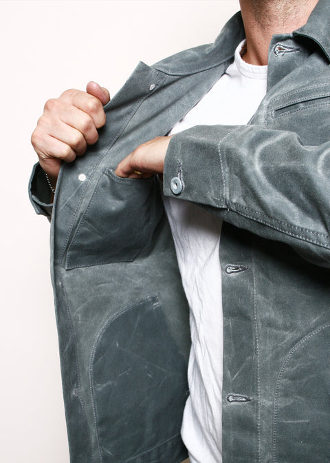 Supply Jacket // Grey Ridgeline