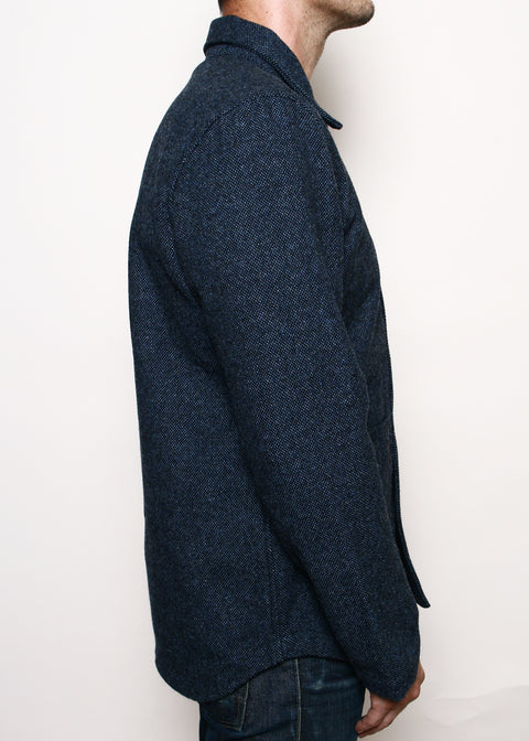 Harbor Jacket // Blended Wool