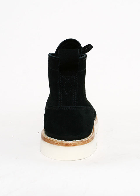 Jumper Boots // Black Suede