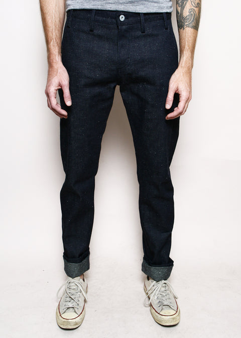 Officer Trousers // Neppy Denim