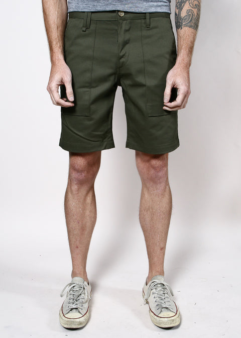 Safari Shorts // Olive