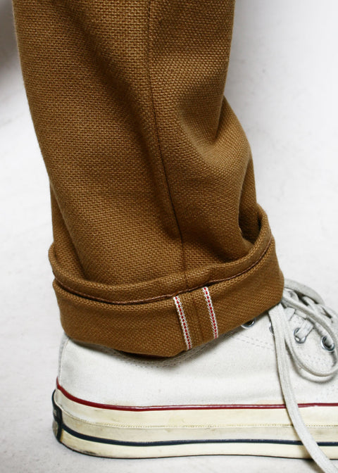 SK // Copper Selvedge Canvas