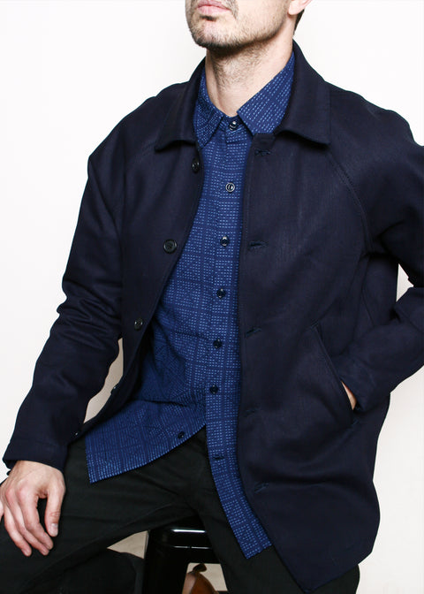 Peacoat // Dark Indigo Denim