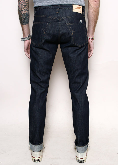 Strong Taper // 17oz Indigo