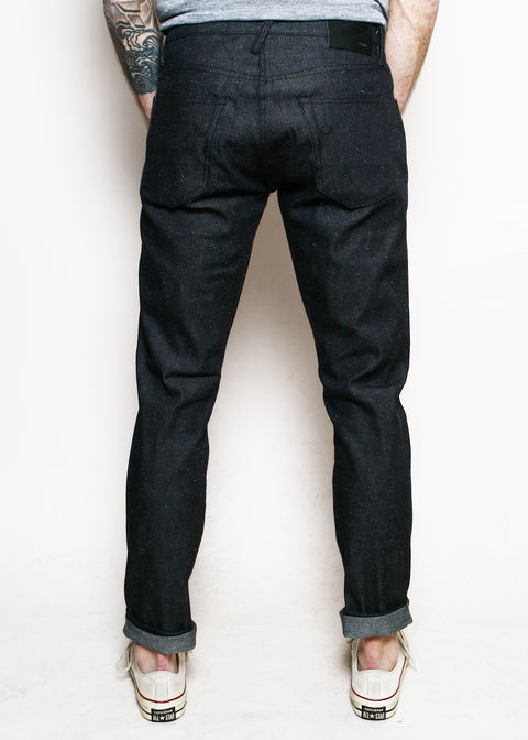Strong Taper // Neppy Dark Indigo Denim