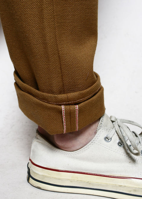 Stanton // Copper Selvedge Canvas