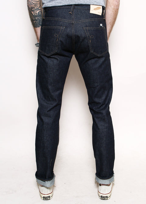 Double Knee Stanton // 15oz Indigo