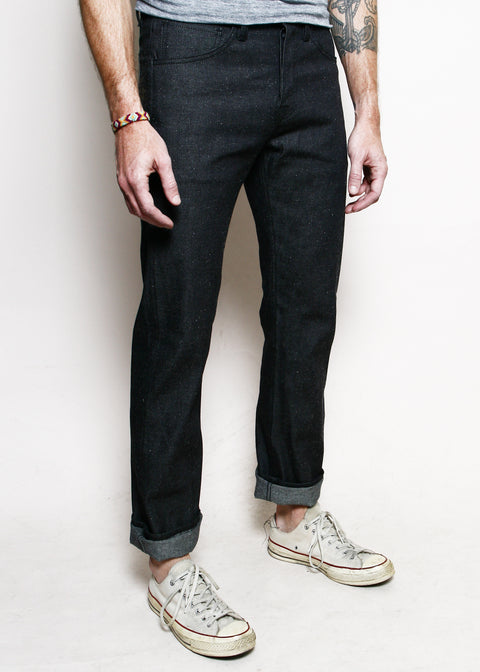Stanton // Neppy Dark Indigo Denim