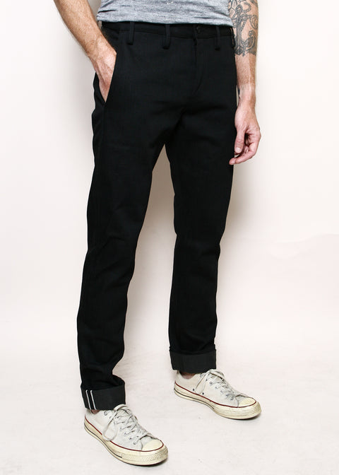 Officer Trousers // 15oz Stealth