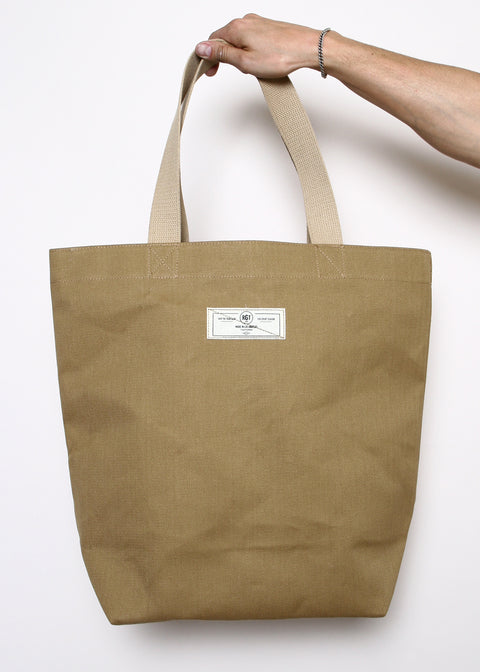 Tote Bag // Tan Natural