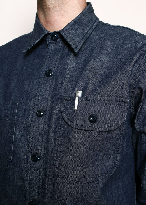 Work Shirt // 11oz Indigo
