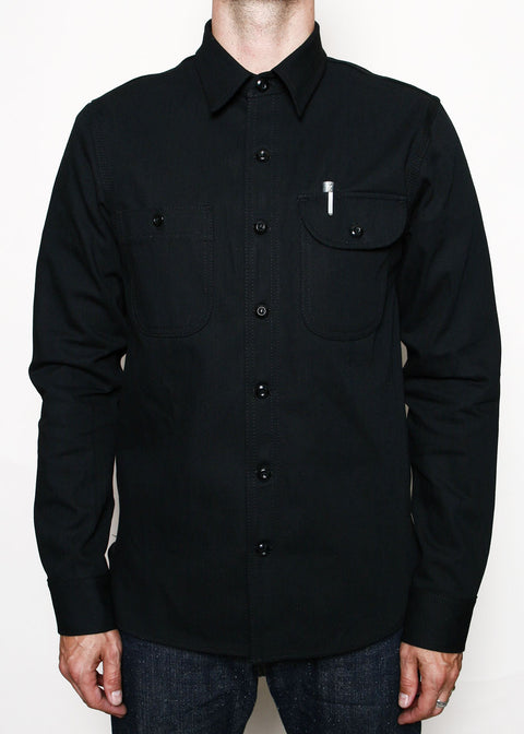 Work Shirt // 11oz Stealth