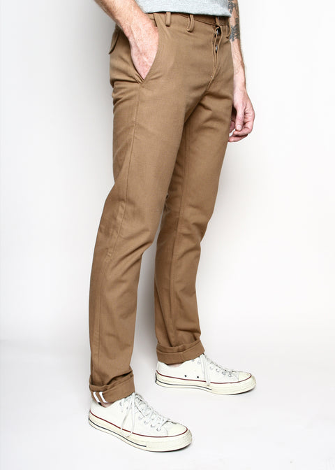 Rogue Territory Officer Trousers Copper Canvas