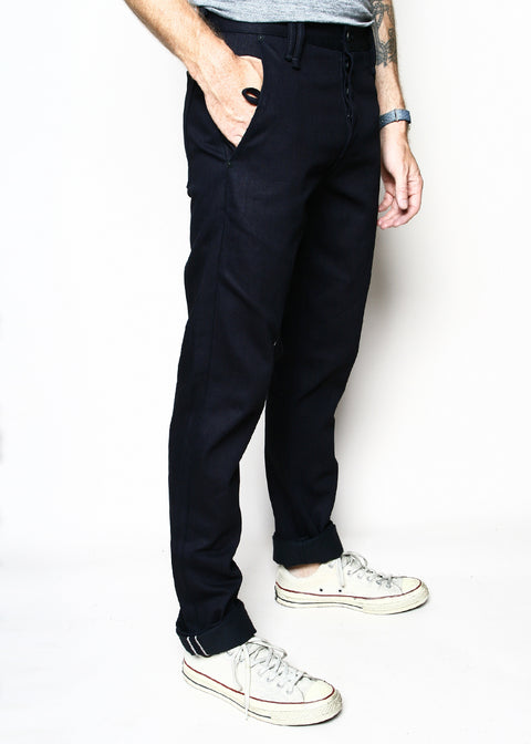 Rogue Territory Dark Indigo Work Trouser
