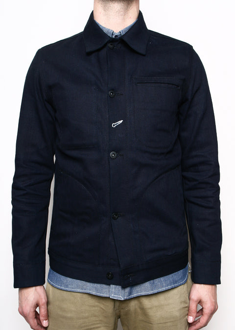 Rogue Territory Dark Indigo Supply Jacket