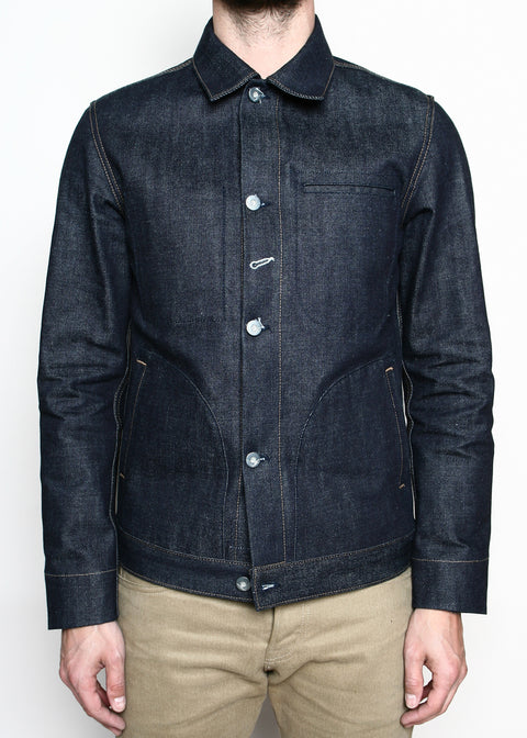 Rogue Territory 15oz Indigo Supply Jacket