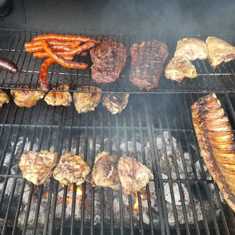WITH OUR BOXES YOU ARE ALWAYS READY TO GRILL AND ENTERTAIN