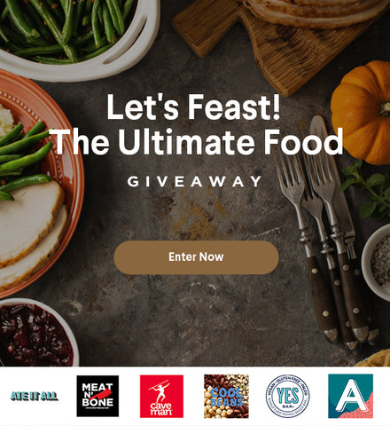 Let's Feast! The Ultimate Food Giveaway